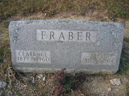 FRABER, BELLE - Union County, Ohio | BELLE FRABER - Ohio Gravestone Photos
