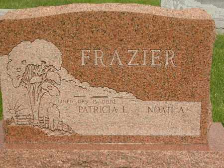 FRAZIER, NOAH A. - Union County, Ohio | NOAH A. FRAZIER - Ohio Gravestone Photos