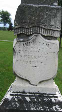 FREEMAN, WILLIAM - Union County, Ohio | WILLIAM FREEMAN - Ohio Gravestone Photos