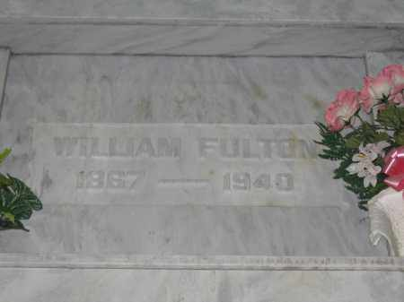 FULTON, WILLIAM - Union County, Ohio | WILLIAM FULTON - Ohio Gravestone Photos