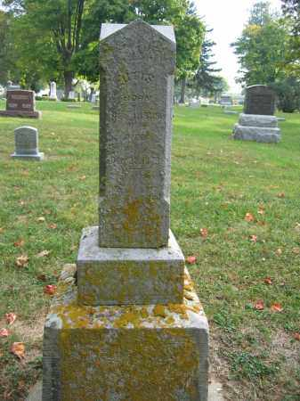 FURGESON, MINNIE - Union County, Ohio | MINNIE FURGESON - Ohio Gravestone Photos