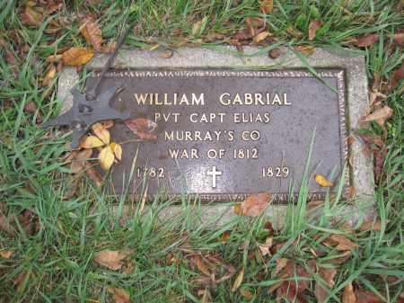 GABRIAL, WILLIAM - Union County, Ohio   WILLIAM GABRIAL - Ohio Gravestone Photos