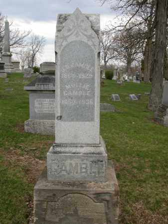 GAMBLE, ANNER - Union County, Ohio | ANNER GAMBLE - Ohio Gravestone Photos