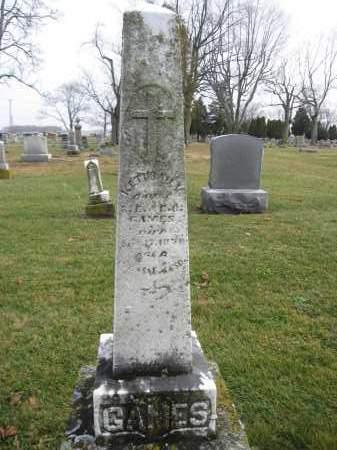 GAMES, KETURAM V. - Union County, Ohio | KETURAM V. GAMES - Ohio Gravestone Photos