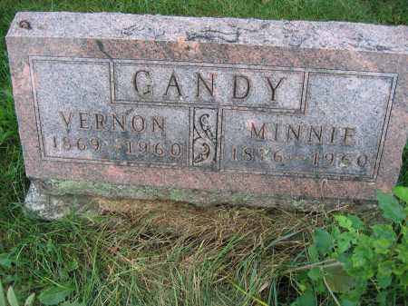 GANDY, VERNON - Union County, Ohio | VERNON GANDY - Ohio Gravestone Photos