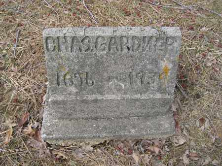 GARDNER, CHARLES - Union County, Ohio | CHARLES GARDNER - Ohio Gravestone Photos