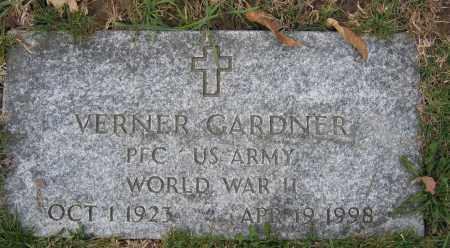 GARDNER, VERNER - Union County, Ohio | VERNER GARDNER - Ohio Gravestone Photos