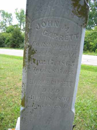 GARRETT, JOHN M. - Union County, Ohio | JOHN M. GARRETT - Ohio Gravestone Photos