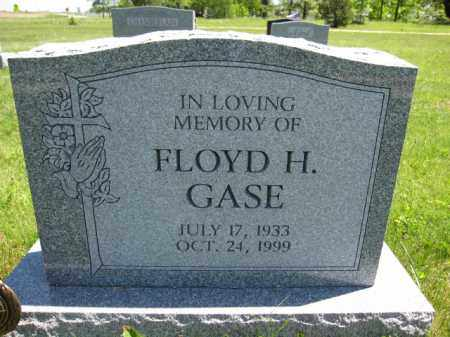 GASE, FLOYD H. - Union County, Ohio | FLOYD H. GASE - Ohio Gravestone Photos