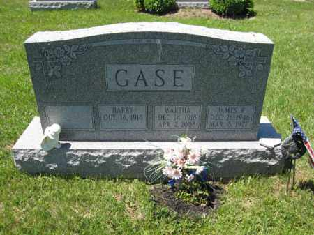 GASE, MARTHA - Union County, Ohio | MARTHA GASE - Ohio Gravestone Photos