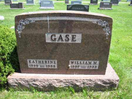 GASE, KATHERINE - Union County, Ohio | KATHERINE GASE - Ohio Gravestone Photos
