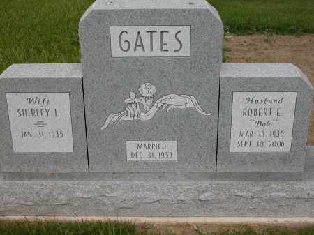 GATES, ROBERT E. - Union County, Ohio | ROBERT E. GATES - Ohio Gravestone Photos