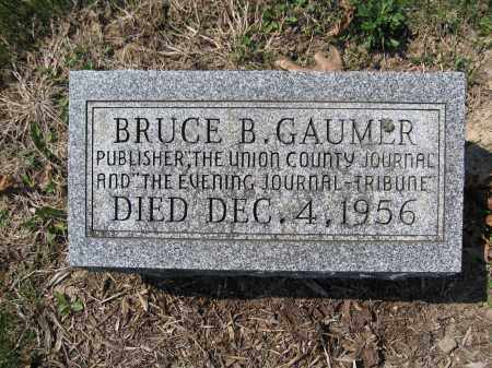 GAUMER, BRUCE - Union County, Ohio | BRUCE GAUMER - Ohio Gravestone Photos