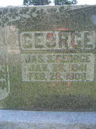 GEORGE, JAS. S. - Union County, Ohio | JAS. S. GEORGE - Ohio Gravestone Photos