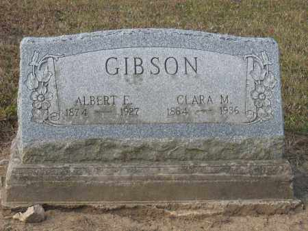GIBSON, ALBERT E. - Union County, Ohio | ALBERT E. GIBSON - Ohio Gravestone Photos