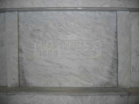GILL, SR., CHARLES F. - Union County, Ohio | CHARLES F. GILL, SR. - Ohio Gravestone Photos