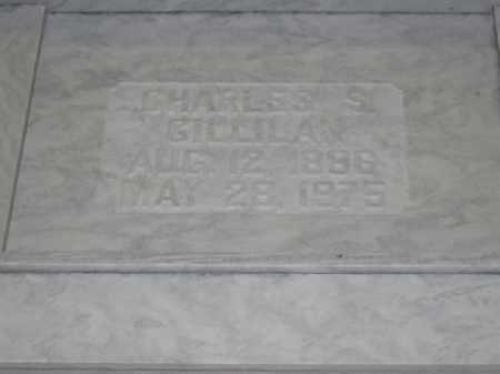 GILLILAN, CHARLES S. - Union County, Ohio | CHARLES S. GILLILAN - Ohio Gravestone Photos