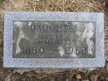 GOTTWALD, EMMA - Union County, Ohio | EMMA GOTTWALD - Ohio Gravestone Photos