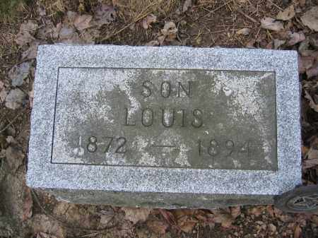 GOTTWALD, LOUIS - Union County, Ohio | LOUIS GOTTWALD - Ohio Gravestone Photos