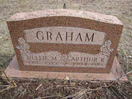 GRAHAM, NELLIE M. - Union County, Ohio | NELLIE M. GRAHAM - Ohio Gravestone Photos