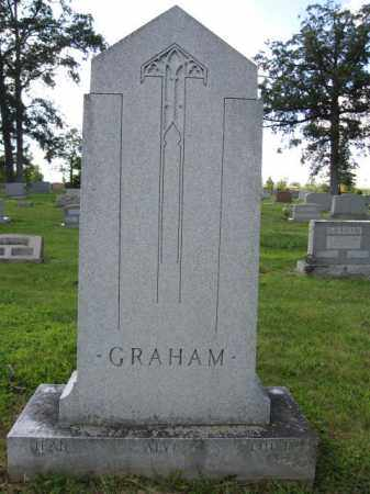 GRAHAM, ALVI - Union County, Ohio | ALVI GRAHAM - Ohio Gravestone Photos