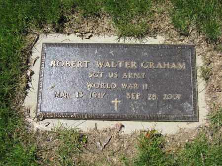 GRAHAM, ROBERT WALTER - Union County, Ohio | ROBERT WALTER GRAHAM - Ohio Gravestone Photos