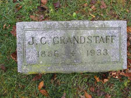 GRANDSTAFF, JACOB C. - Union County, Ohio | JACOB C. GRANDSTAFF - Ohio Gravestone Photos