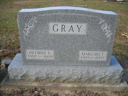 GRAY, DELMAS V. - Union County, Ohio | DELMAS V. GRAY - Ohio Gravestone Photos