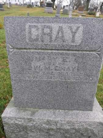 GRAY, MARY E. - Union County, Ohio | MARY E. GRAY - Ohio Gravestone Photos