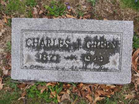 GREEN, CHARLES J. - Union County, Ohio | CHARLES J. GREEN - Ohio Gravestone Photos