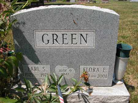 GREEN, EARL S. - Union County, Ohio | EARL S. GREEN - Ohio Gravestone Photos