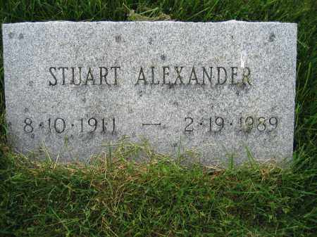 GREEN, STUART ALEXANDER - Union County, Ohio | STUART ALEXANDER GREEN - Ohio Gravestone Photos