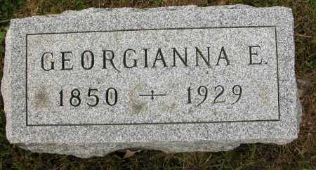 GREENE, GEORGIANNA E. - Union County, Ohio | GEORGIANNA E. GREENE - Ohio Gravestone Photos