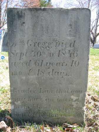 GREGG, WILLIAM - Union County, Ohio   WILLIAM GREGG - Ohio Gravestone Photos