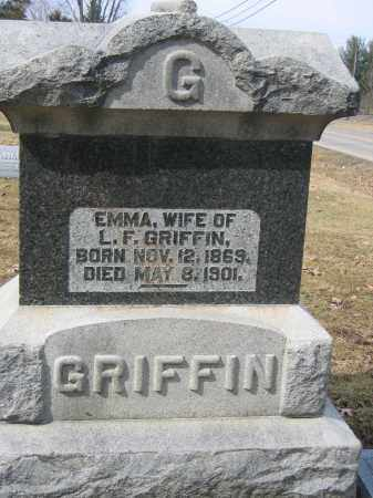 GRIFFIN, CHESTER M. - Union County, Ohio | CHESTER M. GRIFFIN - Ohio Gravestone Photos