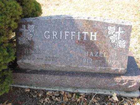 GRIFFITH, HAZEL H. - Union County, Ohio | HAZEL H. GRIFFITH - Ohio Gravestone Photos