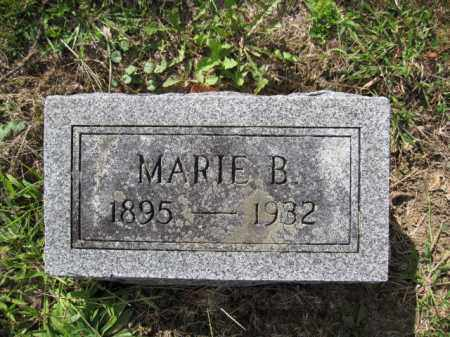 GRIFFITH, MARIE BARBARA ASMAN - Union County, Ohio | MARIE BARBARA ASMAN GRIFFITH - Ohio Gravestone Photos
