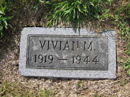 GRIFFITH, VIVIAN M. - Union County, Ohio | VIVIAN M. GRIFFITH - Ohio Gravestone Photos