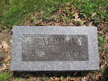 GRIMES, RALPH J. - Union County, Ohio | RALPH J. GRIMES - Ohio Gravestone Photos