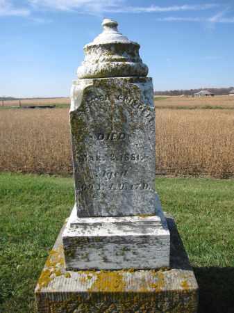 GRINDELL, SYLVESTOR - Union County, Ohio | SYLVESTOR GRINDELL - Ohio Gravestone Photos