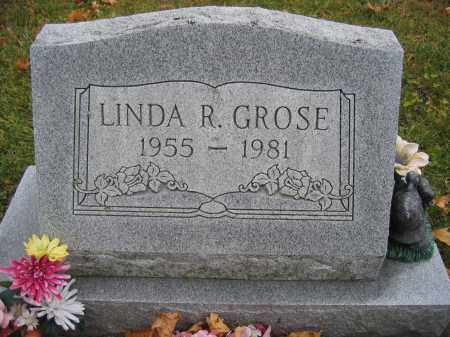 GROSE, LINDA R. - Union County, Ohio | LINDA R. GROSE - Ohio Gravestone Photos
