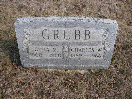 GRUBB, CELIA M. - Union County, Ohio | CELIA M. GRUBB - Ohio Gravestone Photos
