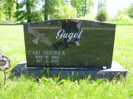 GUGEL, CARL FREDERICK - Union County, Ohio   CARL FREDERICK GUGEL - Ohio Gravestone Photos