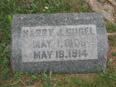 GUGEL, HARRY J. - Union County, Ohio | HARRY J. GUGEL - Ohio Gravestone Photos