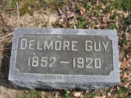 GUY, DELMORE - Union County, Ohio | DELMORE GUY - Ohio Gravestone Photos