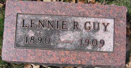GUY, LENNIE R. - Union County, Ohio | LENNIE R. GUY - Ohio Gravestone Photos