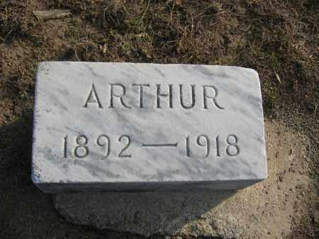 HAINES, ARTHUR - Union County, Ohio | ARTHUR HAINES - Ohio Gravestone Photos