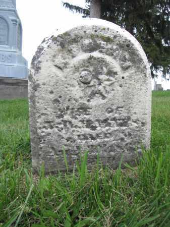 HAINES, KEZIAH - Union County, Ohio   KEZIAH HAINES - Ohio Gravestone Photos