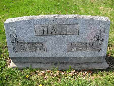HALL, WILLIAM EDWARD - Union County, Ohio | WILLIAM EDWARD HALL - Ohio Gravestone Photos