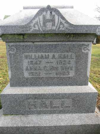 HALL, ANNA C. - Union County, Ohio | ANNA C. HALL - Ohio Gravestone Photos